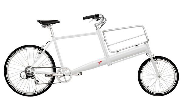 грузовые велосипеды Puma