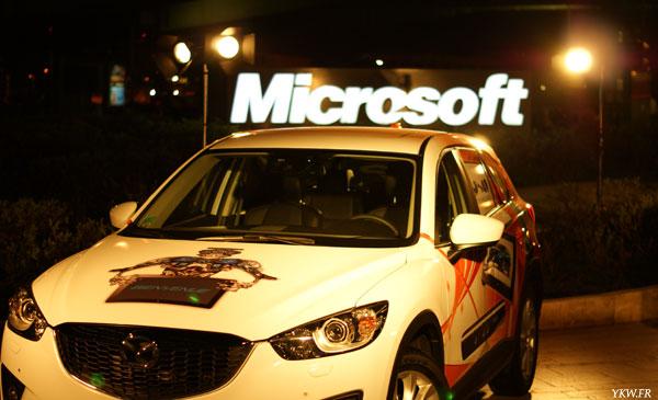 Cx5-Mazda-x-Microsoft