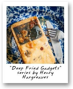 Henry Hargreaves Deep Fries Gadgets