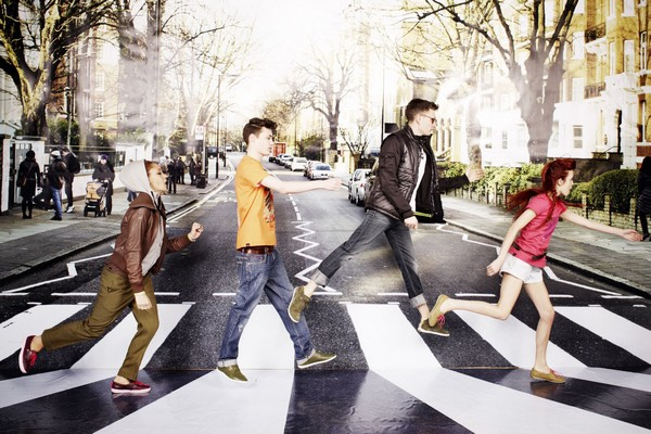 Mini by Puma Fall Winter 2012 Collection