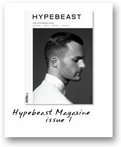 Hypebeast Magazine issue 1