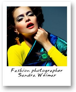 Fashion photographer Sandra Weimar
