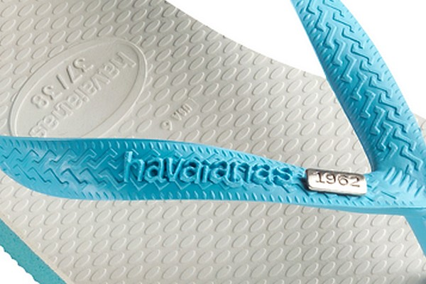 Havaianas 50th Anniversary Limited Edition Flip Flops