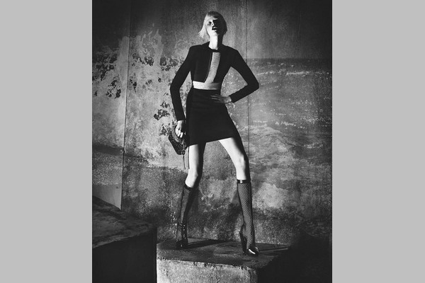 Versace Fall/Winter 2012 Campaign by Mert Alas and Marcus ...