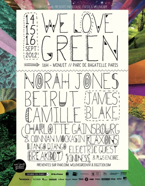 We Love Green Festival 2nd Edition