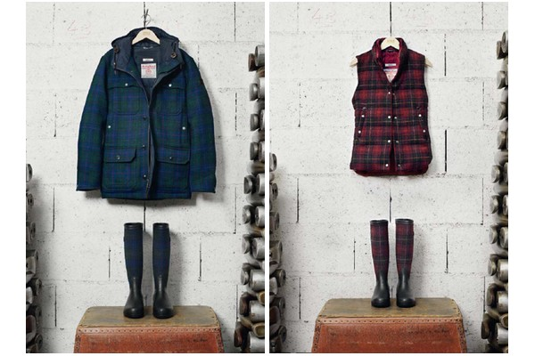 aigle-collabore-x-harris-tweed-winter-2012-collection-01
