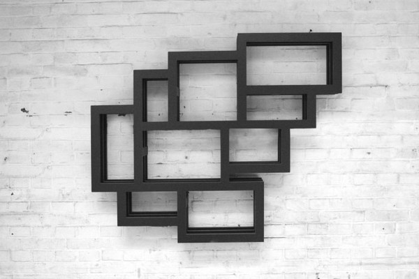 Frames Wall Shelf by Gerard de Hoop