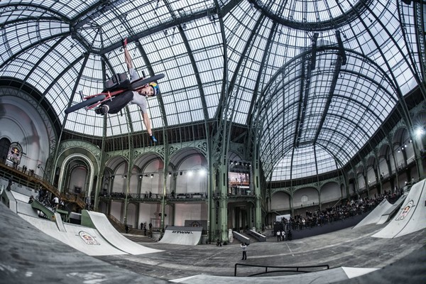 Red Bull Skylines @Grand Palais Paris
