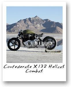 Confederate X132 Hellcat Combat