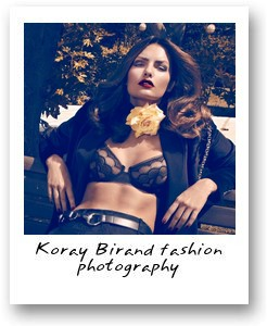 Koray Birand fashion photography