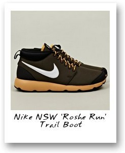 Nike NSW 'Roshe Run' Trail Boot