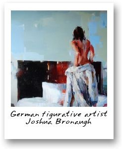 German figurative artist Joshua Bronaugh