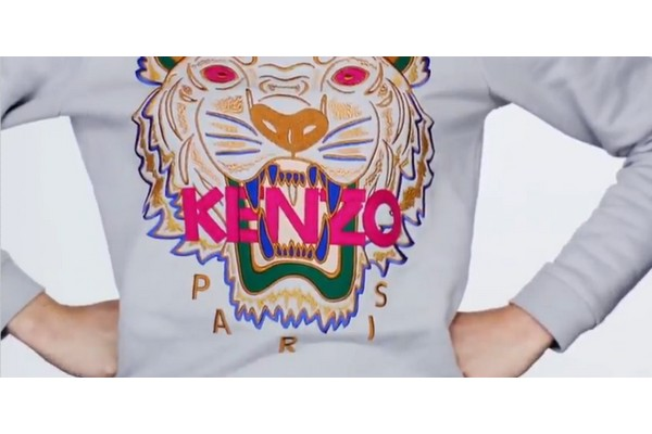 "Kenzo ""Tiger Fever"" Spring/Summer 2013 (Video)"