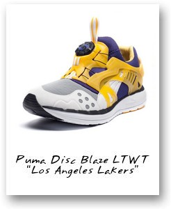 "Puma Disc Blaze LTWT ""Los Angeles Lakers"""