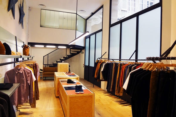Carhartt WIP Store Paris Le Marais opened