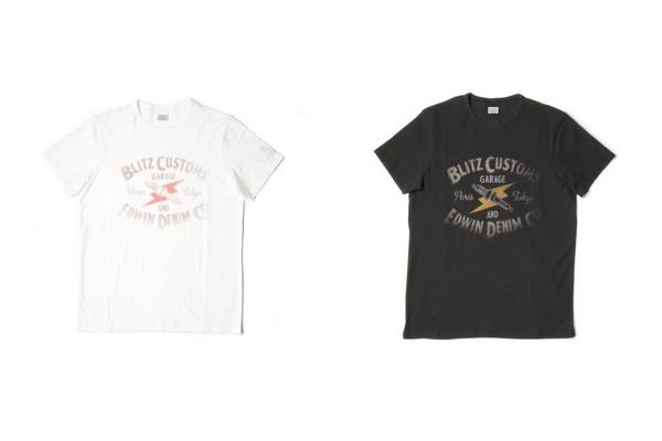 Blitz x Edwin Europe Clothing