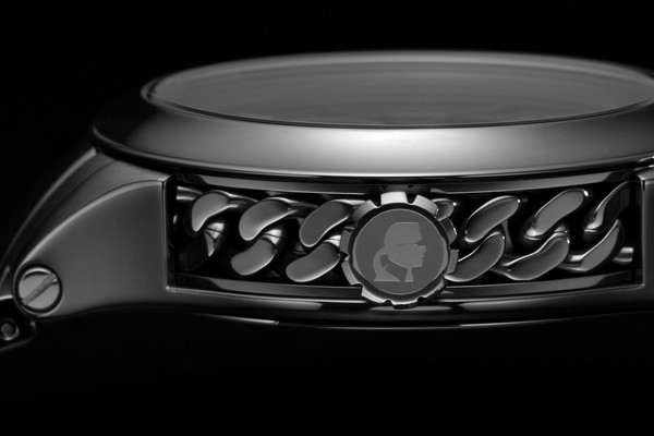 galeries lafayette x karl lagerfeld watch collection
