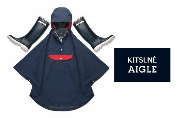 Kitsuné x Aigle Festivalgoer Kit