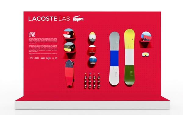 Lacoste LIVE x Lacoste LAB