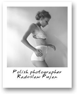 Polish photographer Radoslaw Pujan