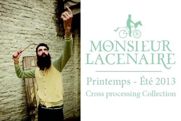 Monsieur Lacenaire Spring/Summer 2013 Collection