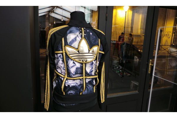 No42 adidas Concept Store Opening in Paris