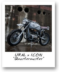 URAL x ICON 'Quartermaster'