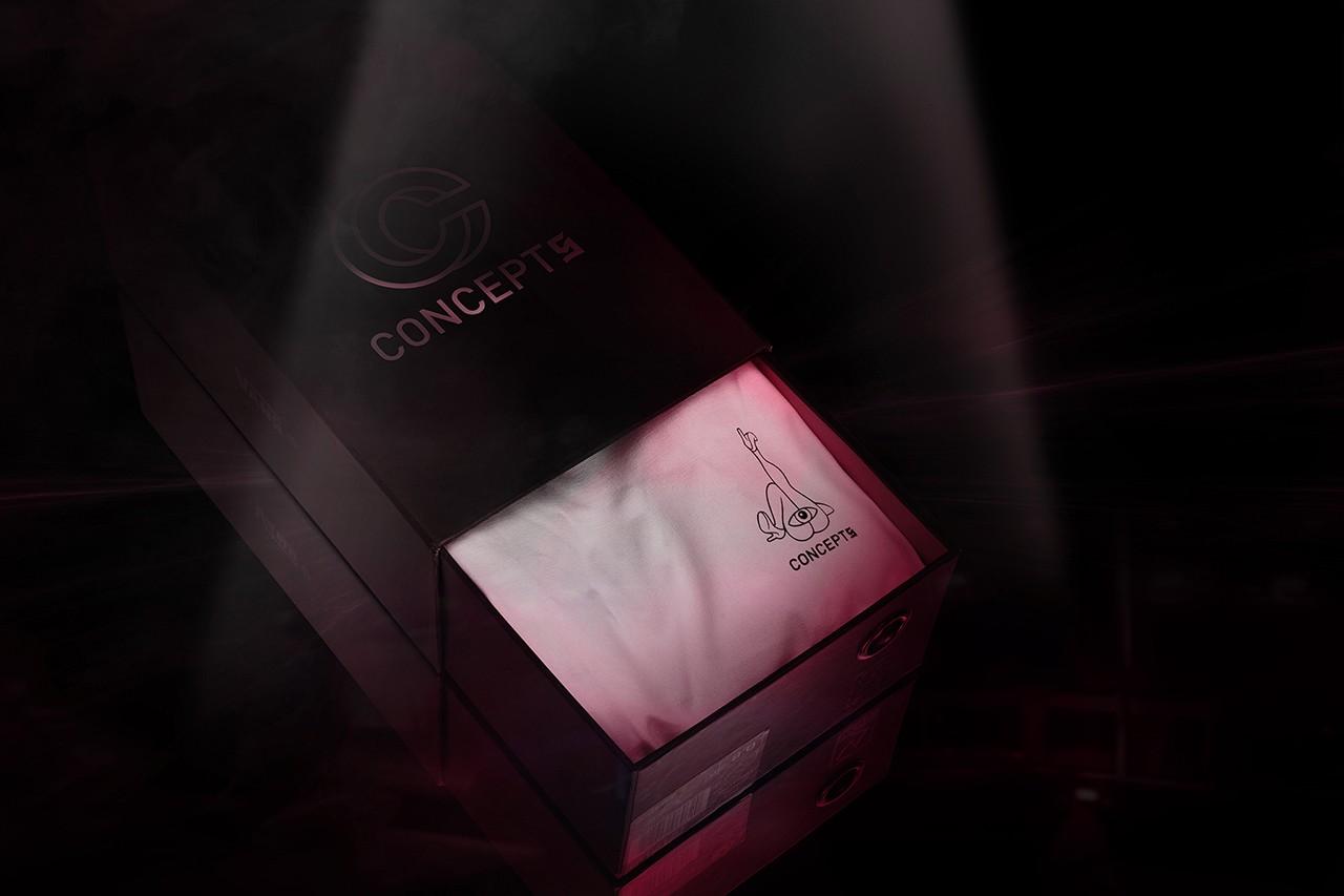 "Vans Syndicate x Concepts ""Combat Zone"" Sk8-Hi Pro"