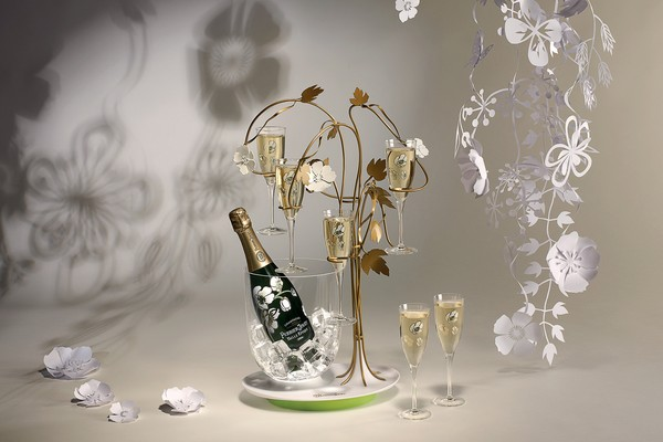 The Enchanting Tree by Tord Boontje for Perrier-Jouët