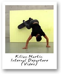 Kilian Martin – Internal Departure