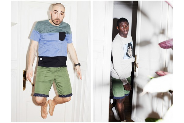 QHUIT Spring/Summer 2013 Lookbook