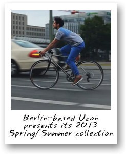 Berlin-based Ucon presents its 2013 Spring/Summer collection