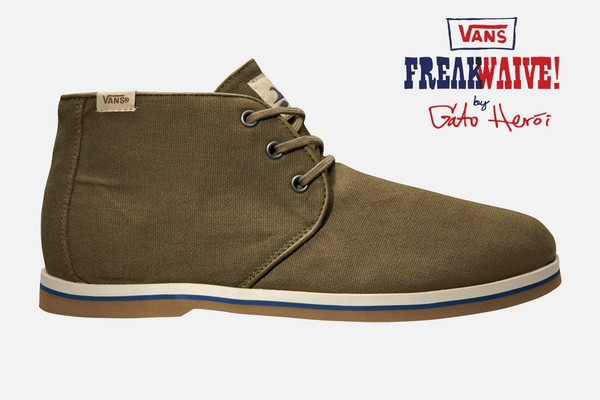 These all-natural hemp and canvas deck shoes sit atop a super flexible and comfortable gum rubber outsole and feature contrasting laces