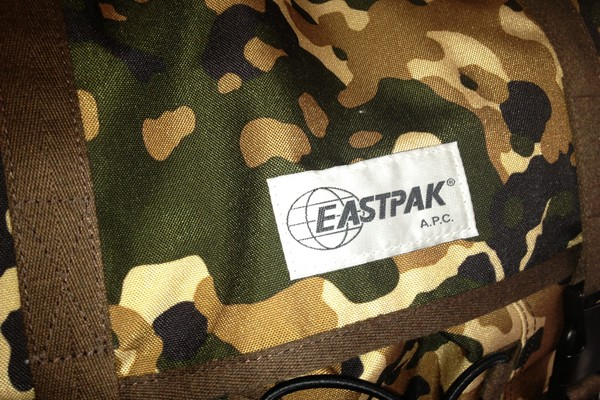 A.P.C. x EASTPAK Fall/Winter 2013-14 Capsule Collection