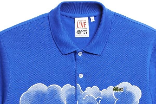 LACOSTE L!VE Osamu Tezuka Collection by Ohya