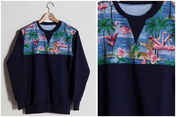 "LC23 Spring/Summer 2013 Sweatshirts ""Tropical"" Collection"