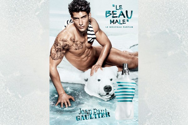 Le Beau Male by Jean Paul Gaultier