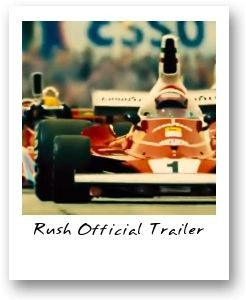 Rush official trailer