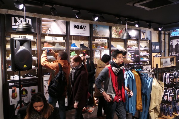 vans magasin paris 15