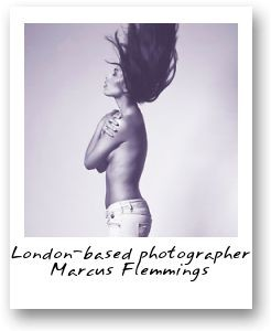 London-based photographer Marcus Flemmings