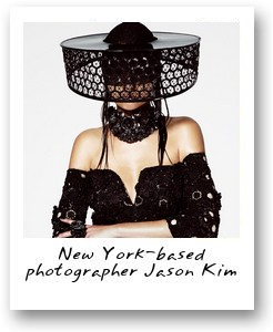 New York-based photographer Jason Kim