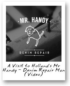 Mr. Handy - Denim Repair