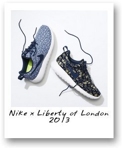 Nike x Liberty of London 2013