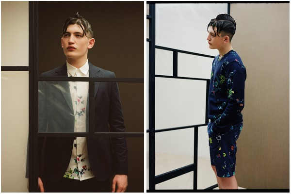 Raf Simons x Mr Porter Capsule Collection