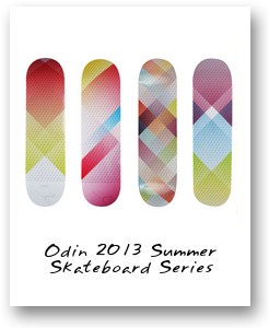 Odin 2013 Summer Skateboard Series