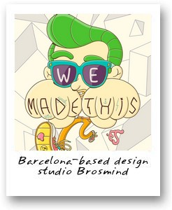 Barcelona-based design studio Brosmind