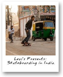 Levi's Presents - Skateboarding in India