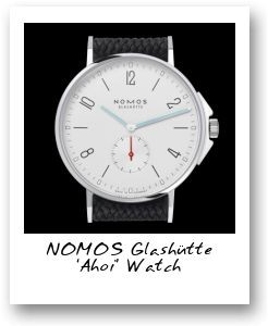 NOMOS Glashütte 'Ahoi' Watch