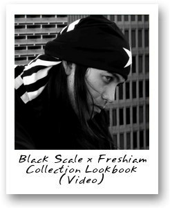 Black Scale x Freshiam Collection Lookbook - Video