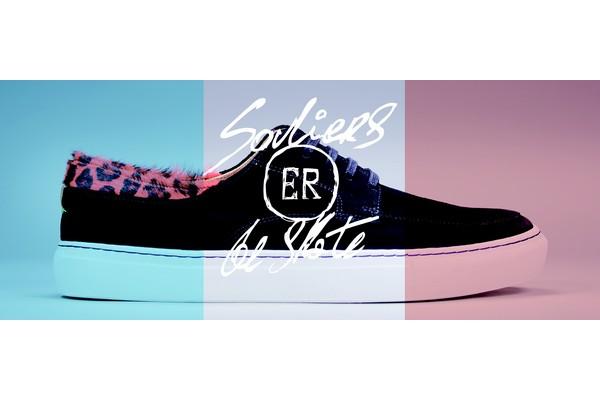 ER - Souliers de Skate